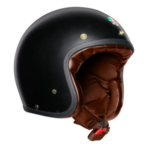 AGV X70 Helmet (Black/Gold)