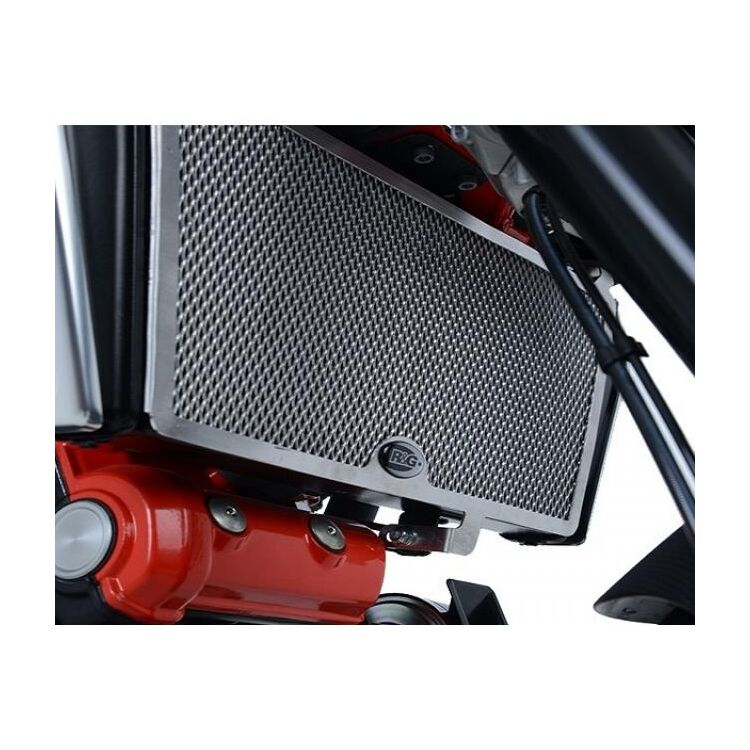 R&G Racing Radiator Guard Aprilia Shiver 900 2017-2020