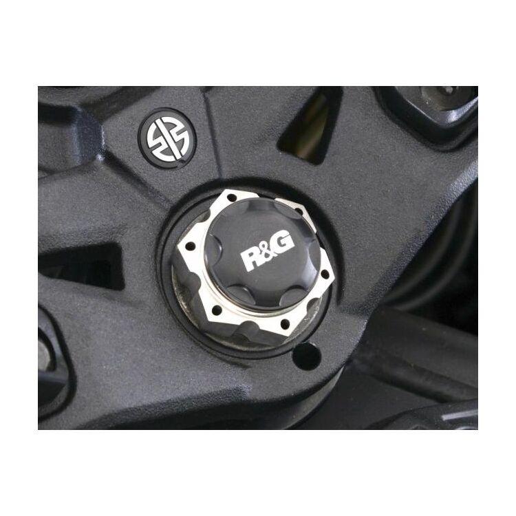 R&G Racing Steering Stem Nut Cap Kawasaki Ninja H2 SX / SE+ / ZX14R