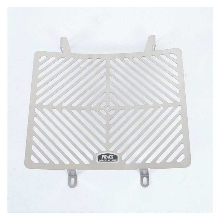 R&G Racing Stainless Steel Radiator Guard 	Husqvarna Vitpilen 701 2018-2020