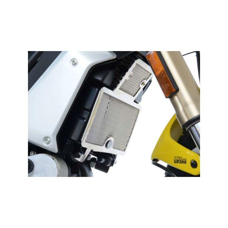 R&G Racing Stainless Steel Radiator Guard Ducati Scrambler 1100 / Sport / Special