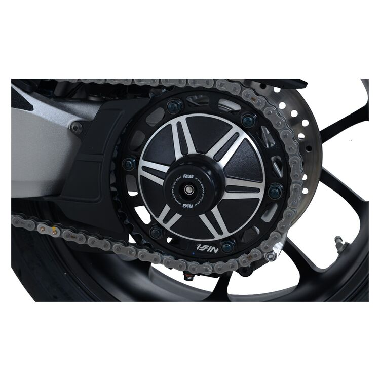R&G Racing Rear Axle Sliders Honda CB1000R 2018-2019