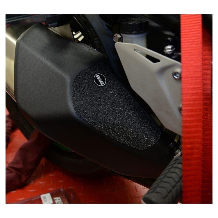 R&G Racing Boot Guard Kit Kawasaki H2 SX / SE+