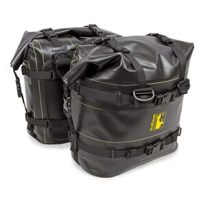 Wolfman Rocky Mountain Expedition Saddle Bags WP