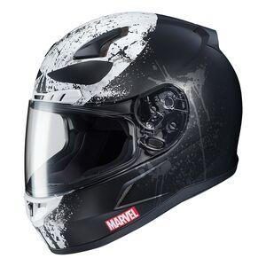 HJC CL-17 Punisher 2 Helmet Black / LG [Open Box]