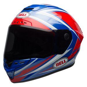 Bell Star MIPS Torsion Helmet Red/Blue / SM [Open Box]