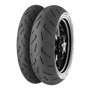 Continental ContiSport Attack 4 Radial Tires