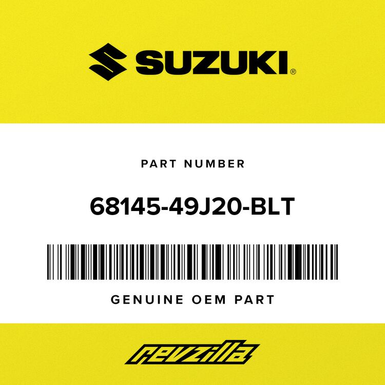 Suzuki TAPE 68145-49J20-BLT