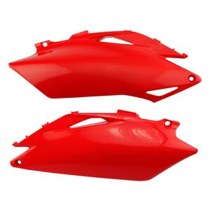 Cycra Side Panels Honda CRF250R 2010-2013 / CRF450R 2009-2012 Red [Demo - Good]