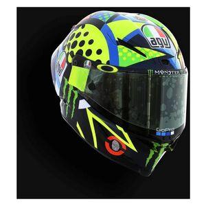 AGV Pista GP RR Carbon Rossi Winter Test 2020 Helmet