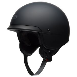BLACK BRAND CHEATER .50 HELMET; BLACK MATTE; SIZE 2XL