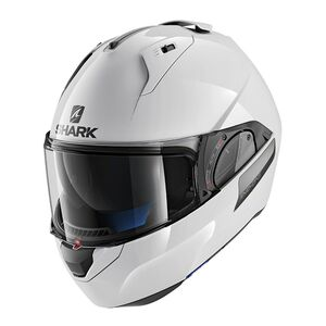 Shark EVO One 2 Helmet - Solid White / MD [Demo - Good]
