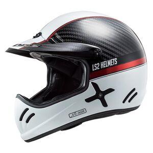 LS2 Xtra Yard Carbon Helmet