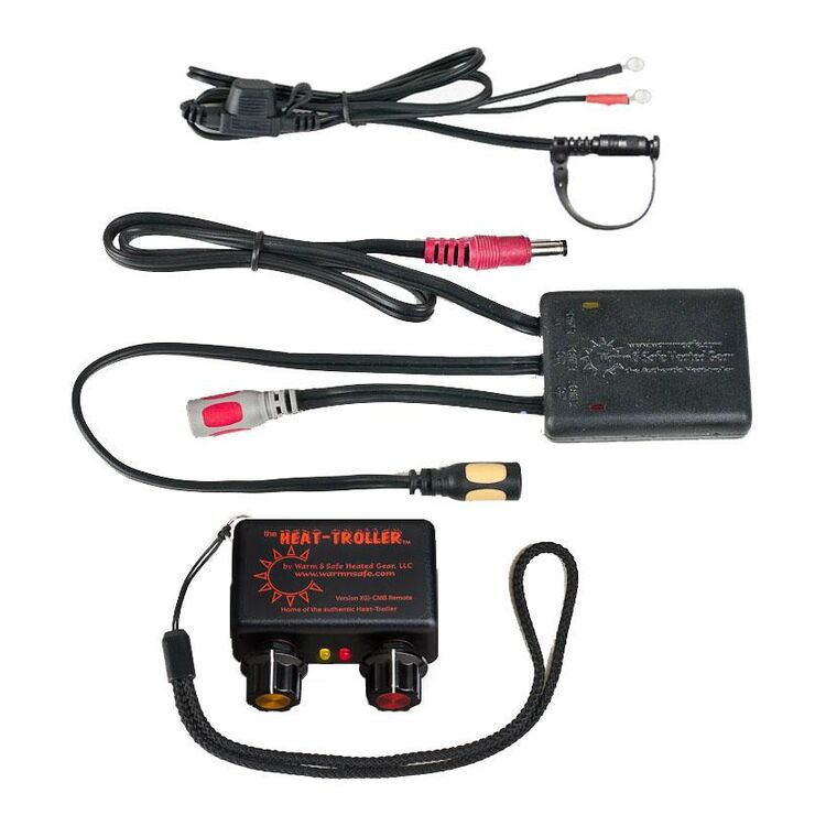 Firstgear Remote Dual Heat Troller