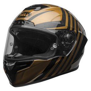 Bell Race Star Flex DLX Gold Helmet