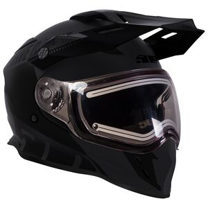 509 Delta R3 2.0 Black Ops Helmet Black / 2XL [Blemished - Very Good]