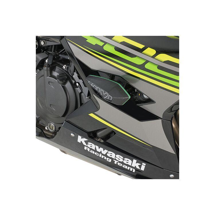 Givi SLD4127KIT Frame Slider Fitting Kit Kawasaki Ninja 400 2018-2020