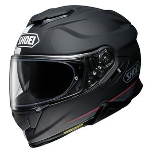 Shoei GT-Air II Redux Helmet Matte Black/White / MD [Demo - Good]