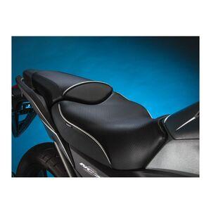 Sargent World Sport Performance Seat Honda NC700X 2012-2015 Black/Black / Standard Height [Open Box]