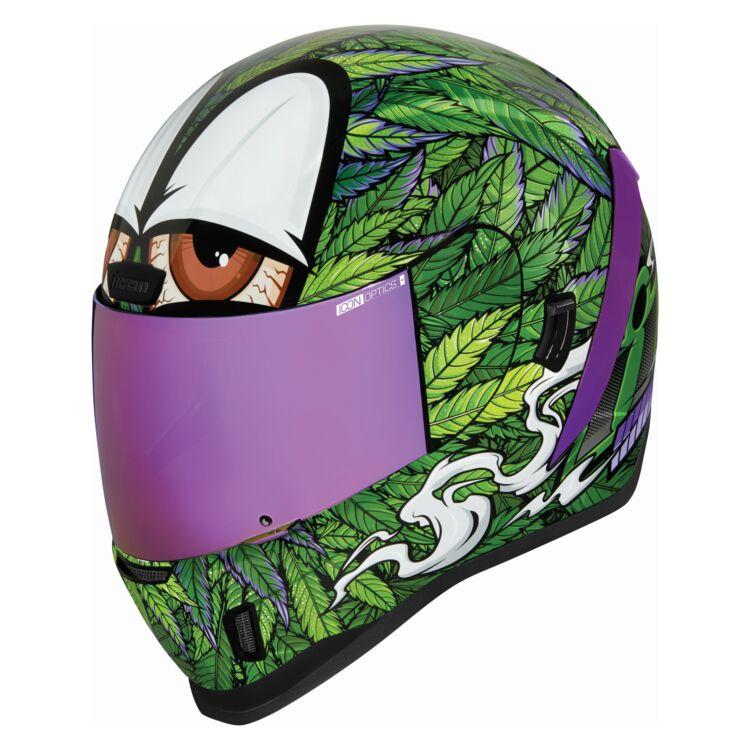 Green/Purple