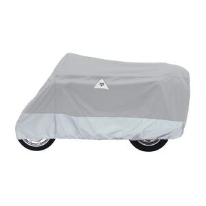 Nelson-Rigg Defender All Weather Cover Grey/Silver / LG [Previously Installed]