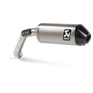 Akrapovic Slip-On Exhaust Moto Guzzi V85 TT 2019-2020