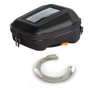 REAX Atlas Speed Lock Tank Bag And Mounting Ring Kit Aprilia / KTM / MV Agusta / Norton / Triumph