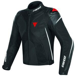 Dainese Super Rider D-Dry Jacket Black/White/Red / 60 [Demo - Good]