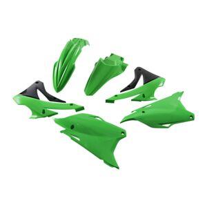 Acerbis 2374114584 Motorcycle Full Plastic Kit Kawasaki KX85 /'14-/'17 Green