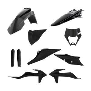Acerbis Full Plastic Kit KTM 150cc-500cc 2020-2021