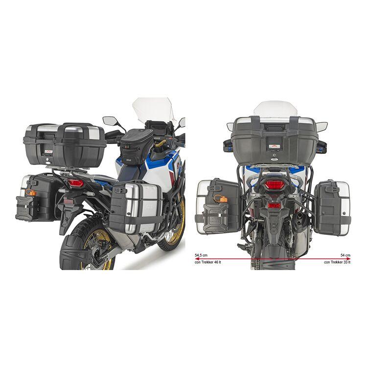 Givi PLO1178MK Side Case Racks Honda Africa Twin Adventure Sports 2020