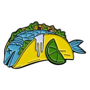 Biltwell Fish Taco Pin