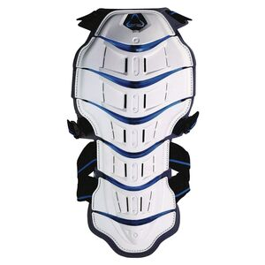 Tryonic Feel 3.7 Back Protector White/Blue / SM [Open Box]