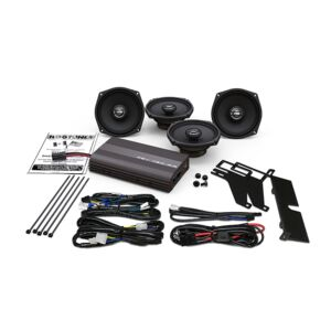 Hogtunes 450 Big Ultra Stereo Upgrade Kit For Harley Touring 2000-2013