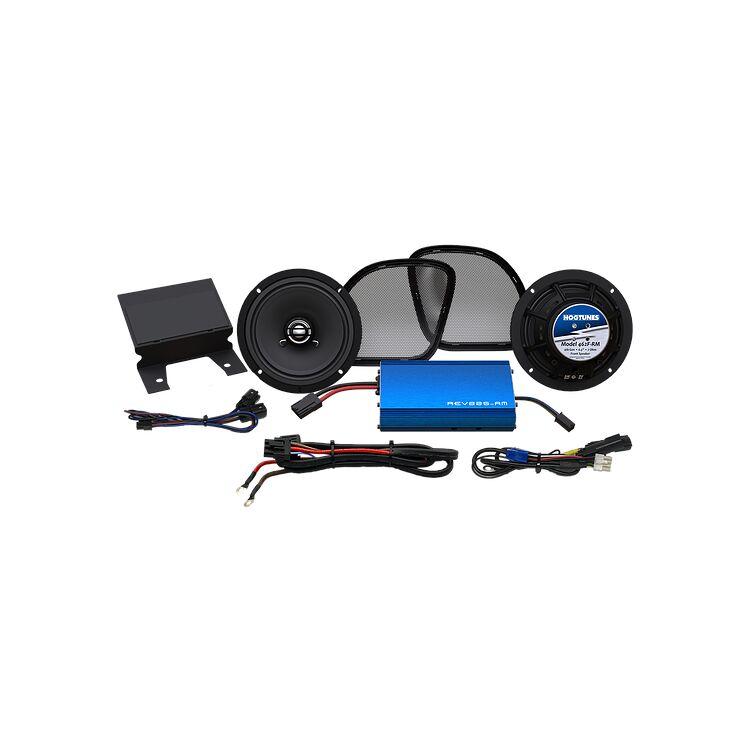 Hogtunes G4 REV Speaker And Amp Kit For Harley Road Glide 2016-2020