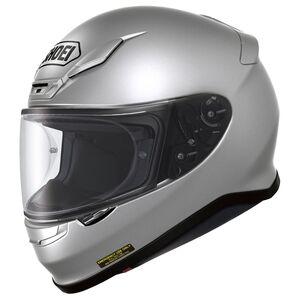 Shoei RF-1200 Helmet - Solid Light Silver / XS [Open Box]