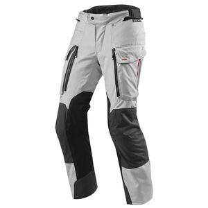 REV'IT! Sand 3 Pants Silver/Anthracite / MD (Short) [Demo - Good]