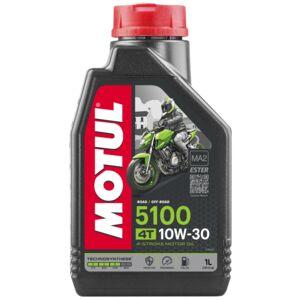 Motul 5100 Synthetic Blend Engine Oil