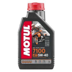 Motul 7100 4T Synthetic Engine Oil
