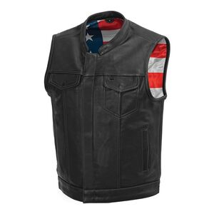 First Manufacturing Born Free USA Vest
