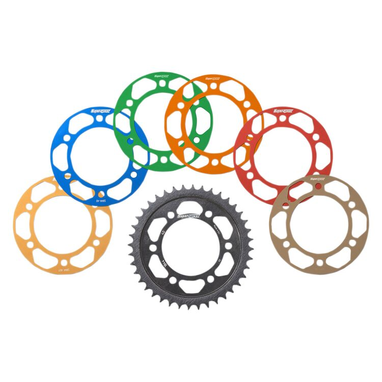 SuperSprox Edge Rear Sprocket Suzuki 1986-2006