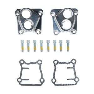 S&S Tappet Lifter Block Covers For Harley Twin Cam 1999-2017
