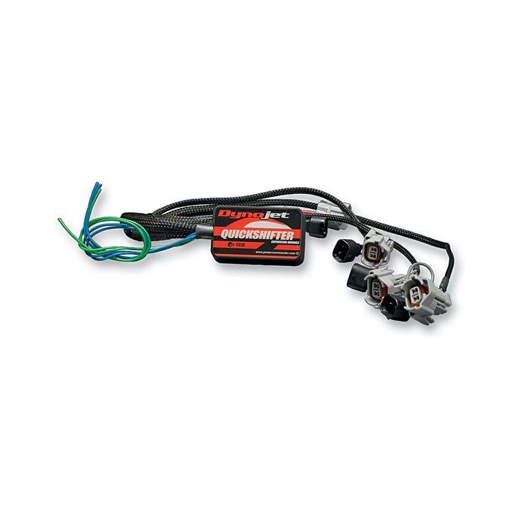 Dynojet Power Commander Quick Shifter Expansion Module Suzuki Hayabusa / BKing [Open Box]