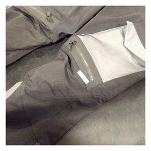 Dainese Tonale D-Dry Pants Black/Ebony/Black / 52 [Blemished - Very Good]