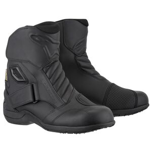 Alpinestars New Land GTX Boots Black / 39 [Demo - Good]