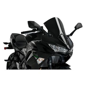 Puig R-Racer Windscreen Kawasaki Ninja 650 2020-2021