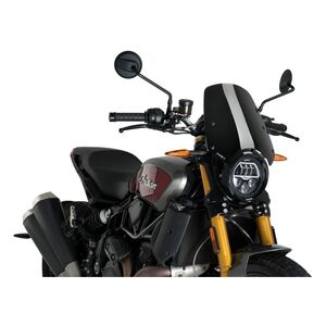 Puig Naked New Generation Windscreen Indian FTR1200 / S 2019-2020