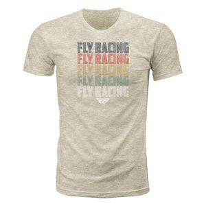 Fly Racing Dirt Nostalgia T-Shirt