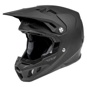Fly Racing F2 Carbon Rockstar Helmet Replacement Visor//Peak /'18 Rockstar