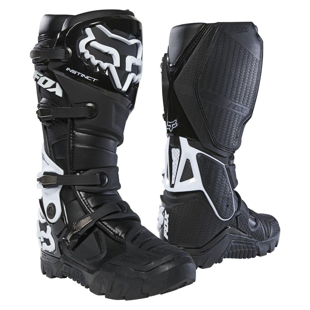 Fox Racing Instinct X Boots - RevZilla